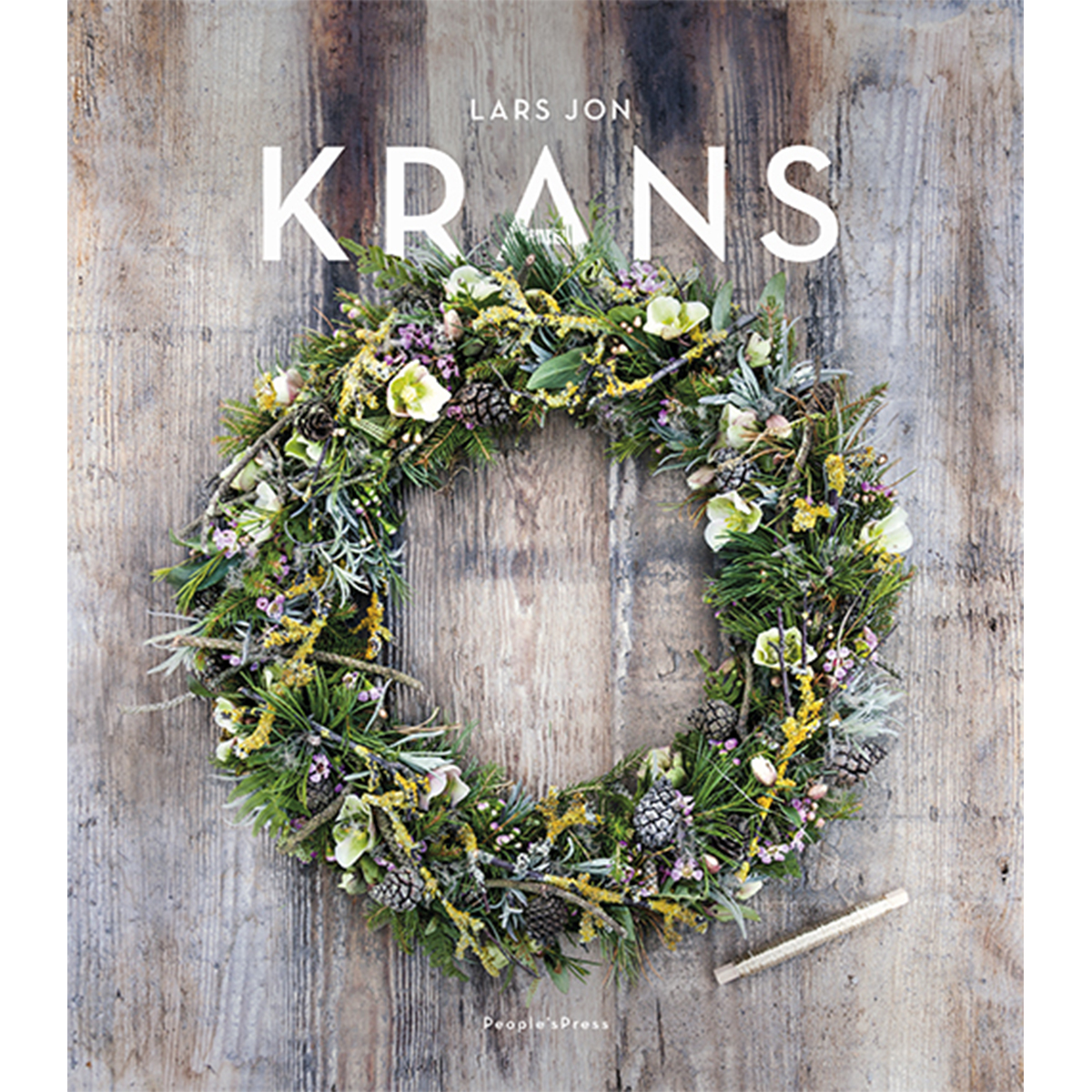 Image of   Krans - Indbundet