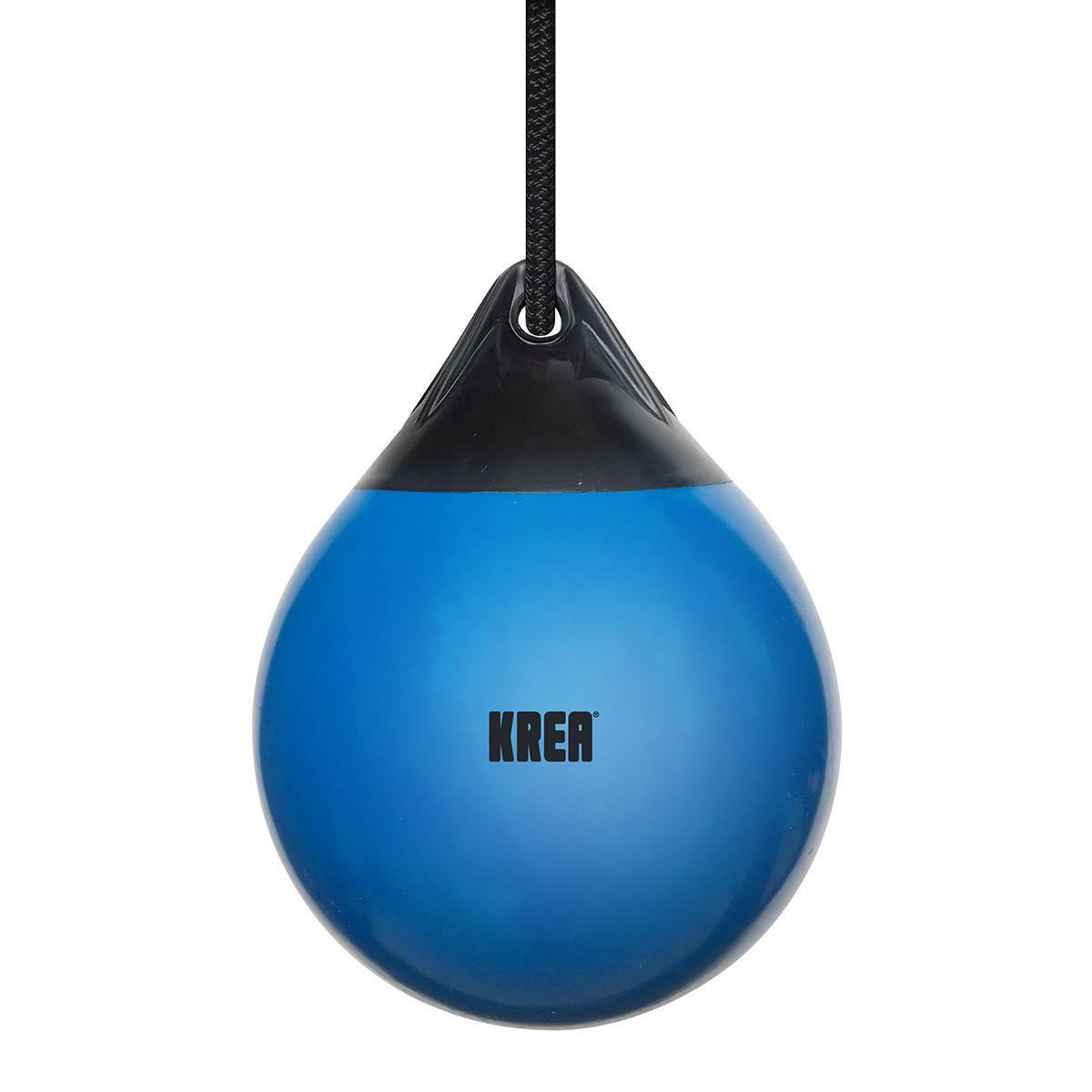 Krea gyngebold - Blå