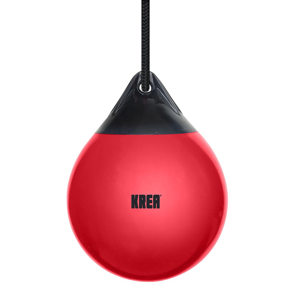 Krea gyngebold - Rød