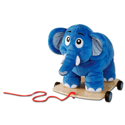 Image of   KREA trækdyr - Elefant - Bodil