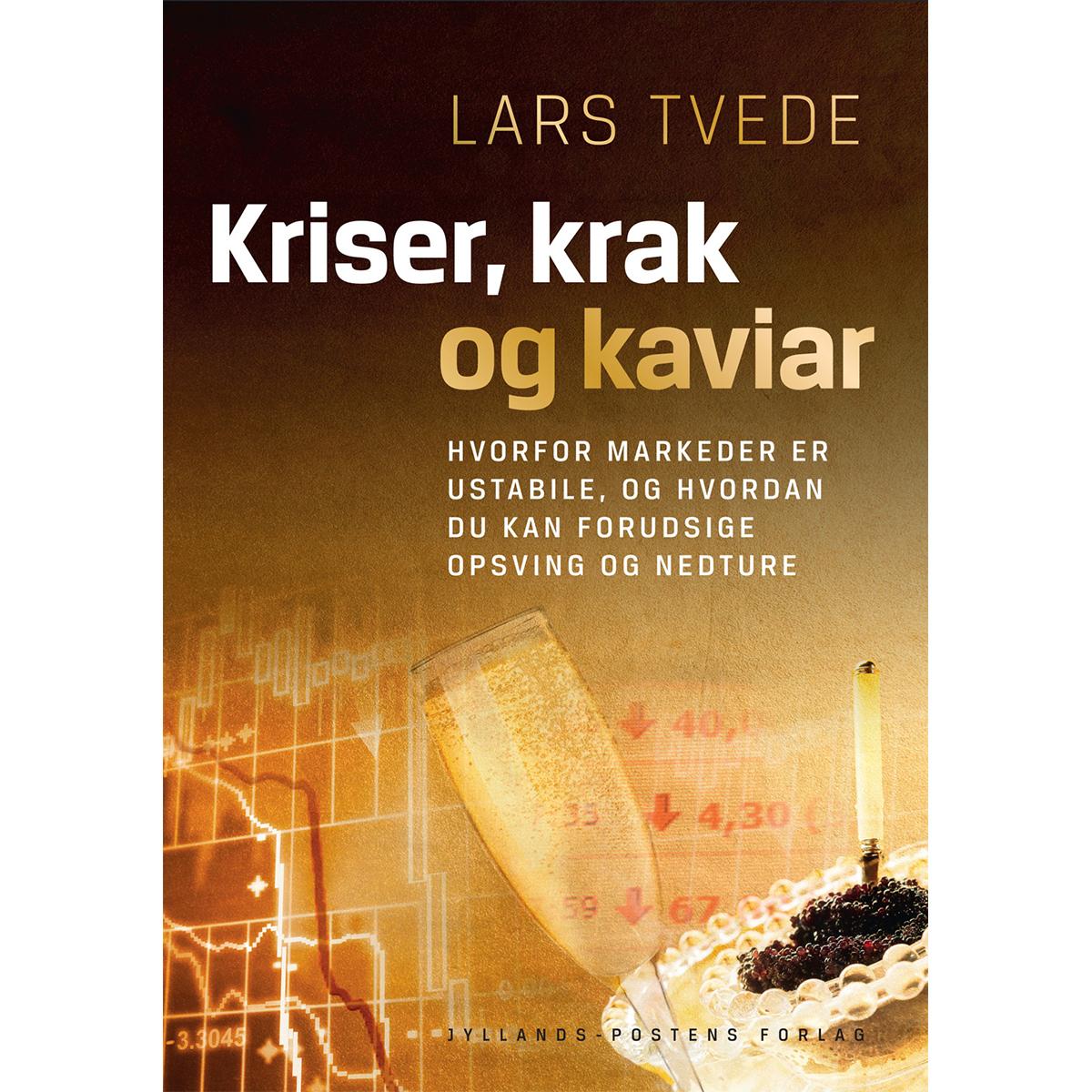 Image of   Kriser, krak og kaviar - Indbundet