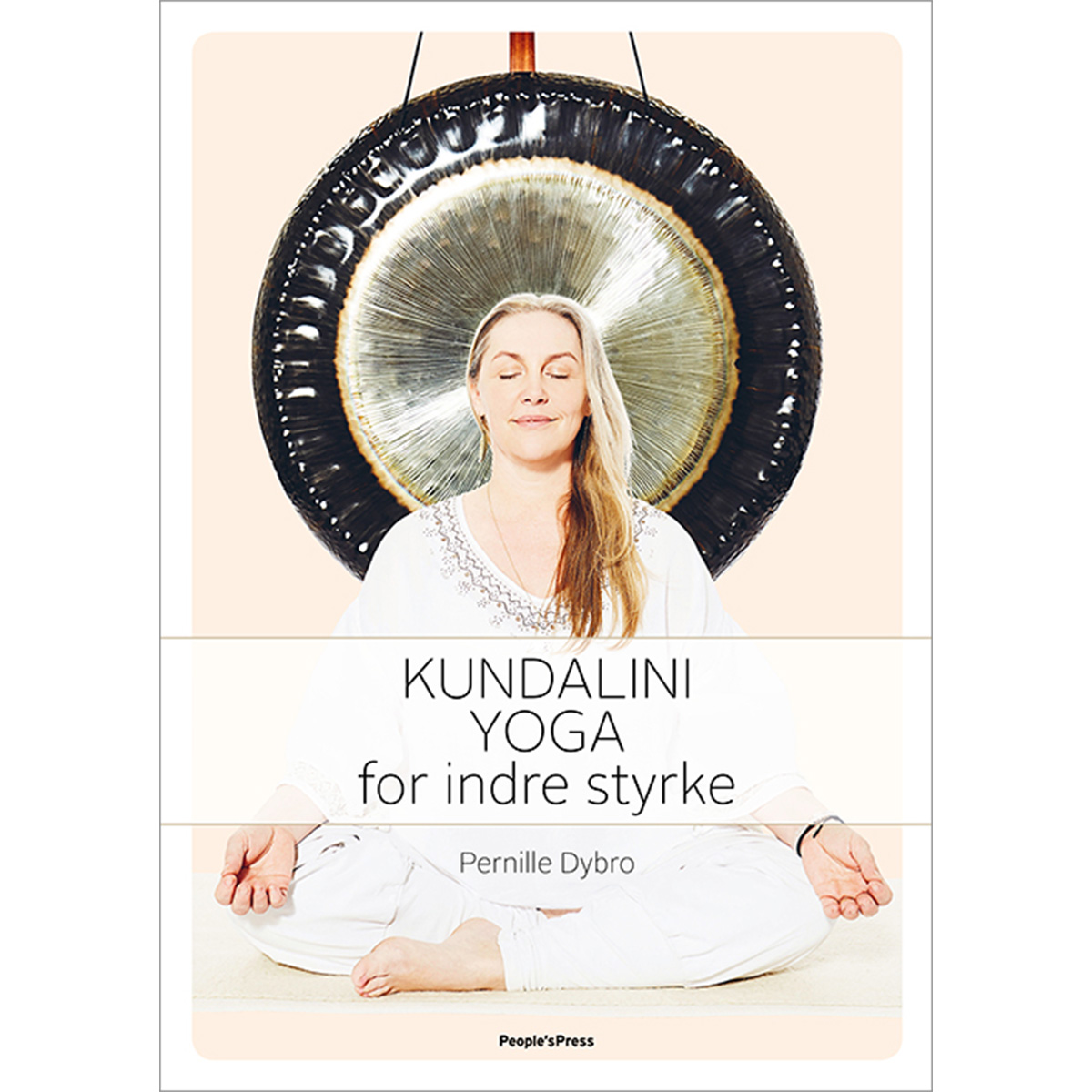 Image of   Kundaliniyoga - For indre styrke - Hæftet