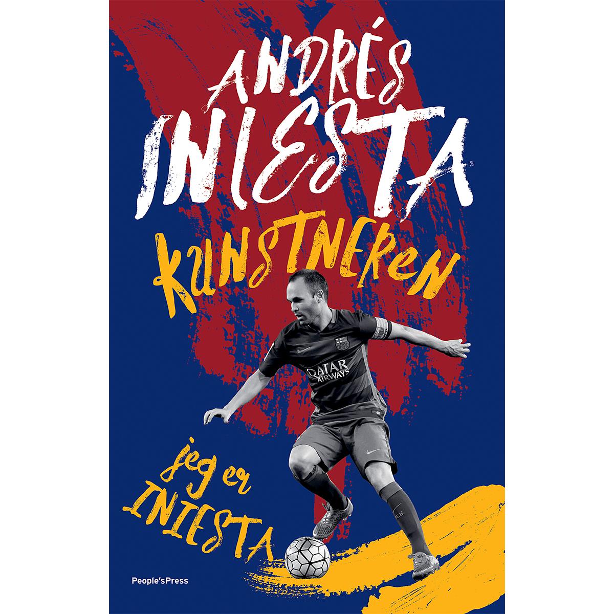 Kunstneren - Jeg er Iniesta - Indbundet