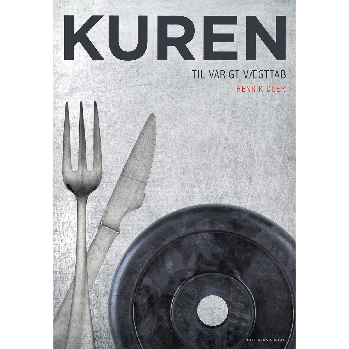 Image of   Kuren til varigt vægttab - Indbundet