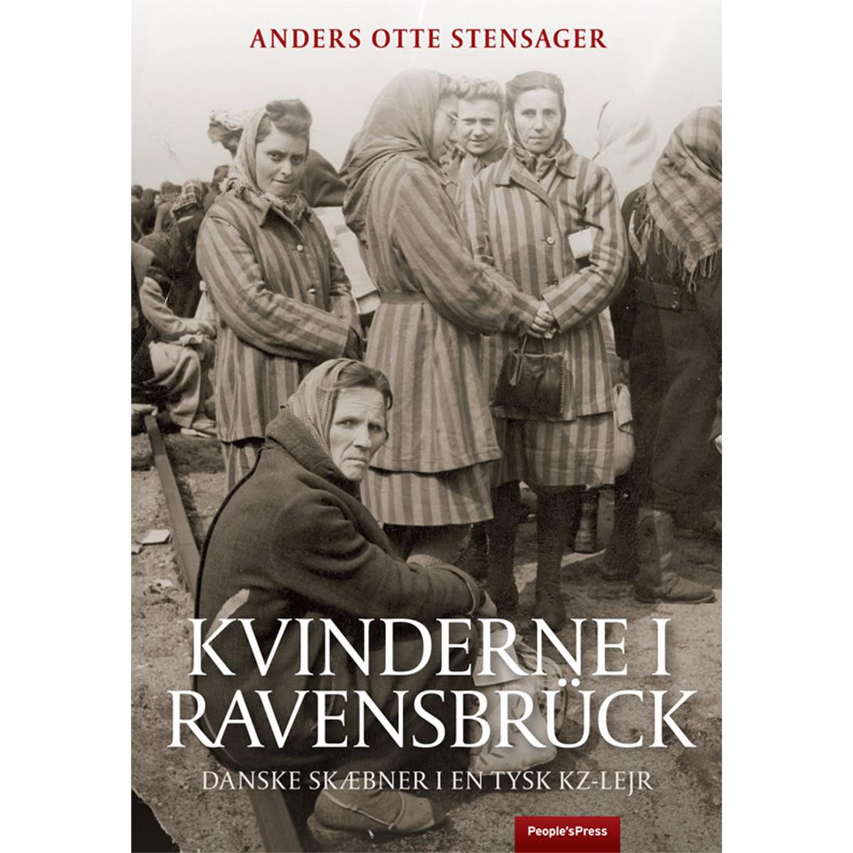 Image of   Kvinderne i Ravensbrück - Indbundet