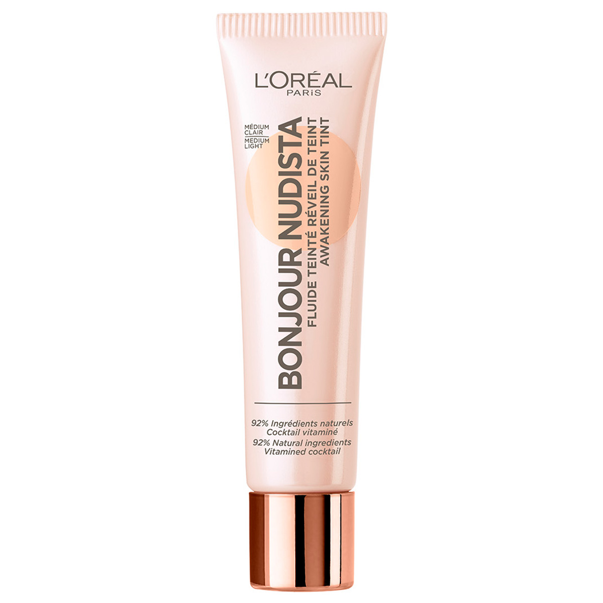 LOréal Paris Bonjour Nudista BB Cream - 30 ml