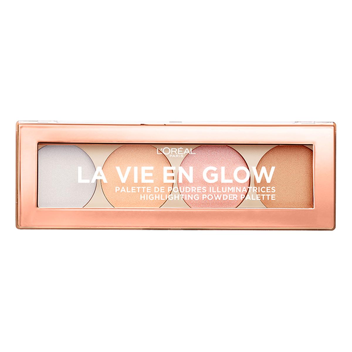 Billede af LOréal Paris La Vie En Glow Highlight Palette