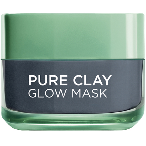 Image of   LOréal Paris Pure Clay Glow Mask - 50 ml