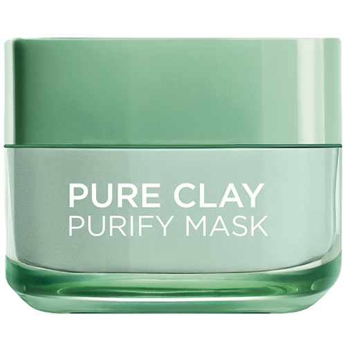 Image of   L´Oréal Paris Pure Clay Purify Mask - 50 ml