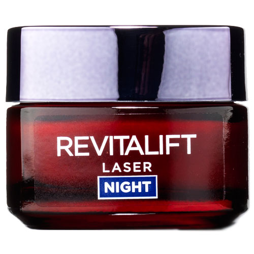 L'Oréal Paris Revitalift Laser Advanced Anti-Ageing Care Night - 50 ml Anti-aging natcreme til moden hud