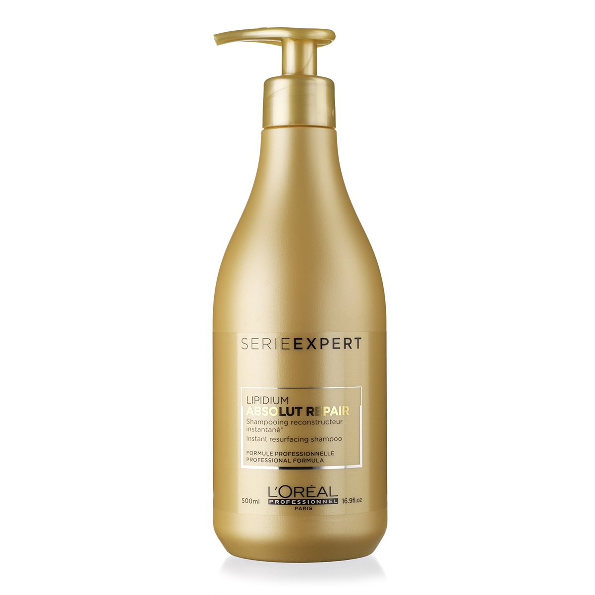 Image of   LOréal Série Expert Absolut Repair Lipidium shampoo - 500 ml