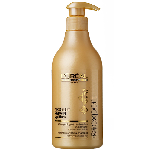 Image of   LOréal Série expert Absolut Repair Lipidium shampoo - 500 ml