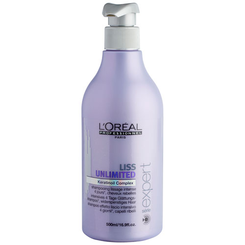 Image of   LOréal Série expert Liss Unlimited Shampoo 500 ml