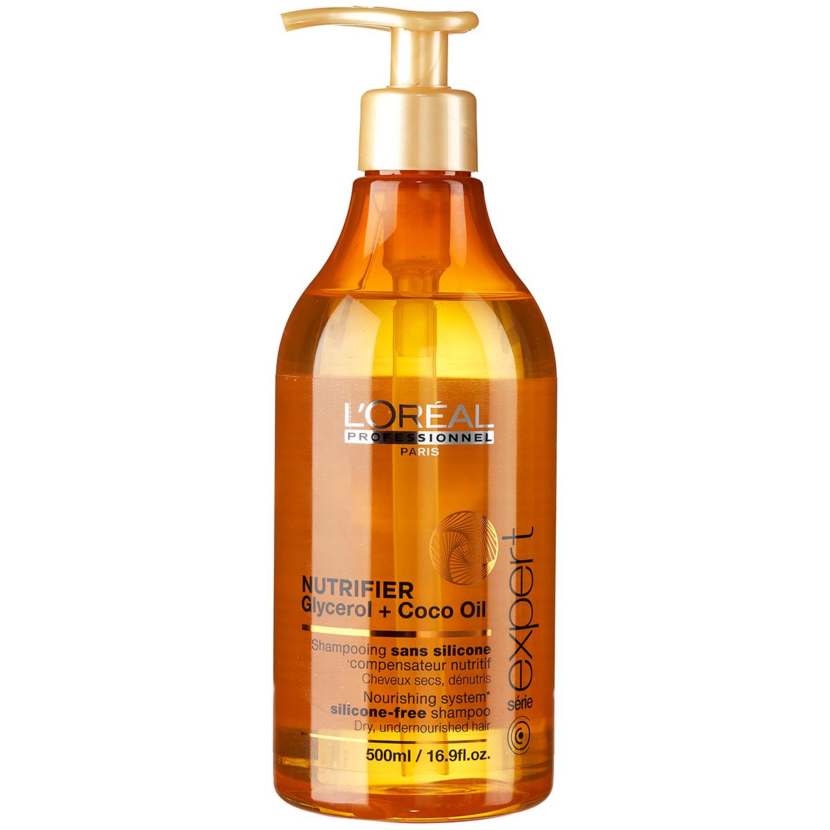 LOreal Serie Expert Nutrifier Shampoo - 500 ml