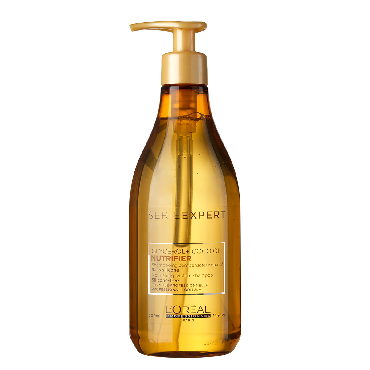 Image of   LOréal Série Expert Nutrifier Shampoo - 500 ml