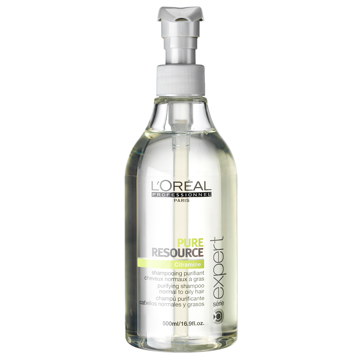 Image of   LOréal Série expert Pure Resource Shampoo - 500 ml