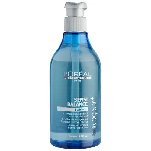 Image of   LOréal Série expert Sensi Balance Shampoo 500 ml