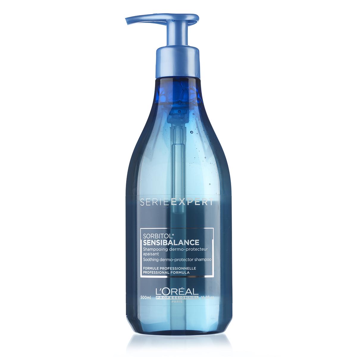 Image of   LOréal Série Expert SensiBalance Sorbitol shampoo - 500 ml