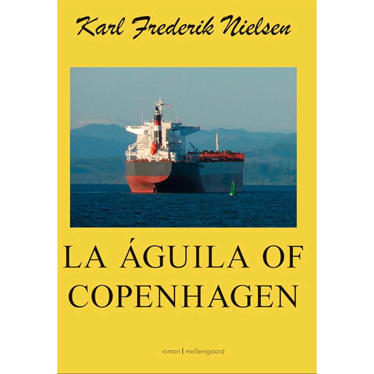Image of   La Águila of Copenhagen - Hæftet