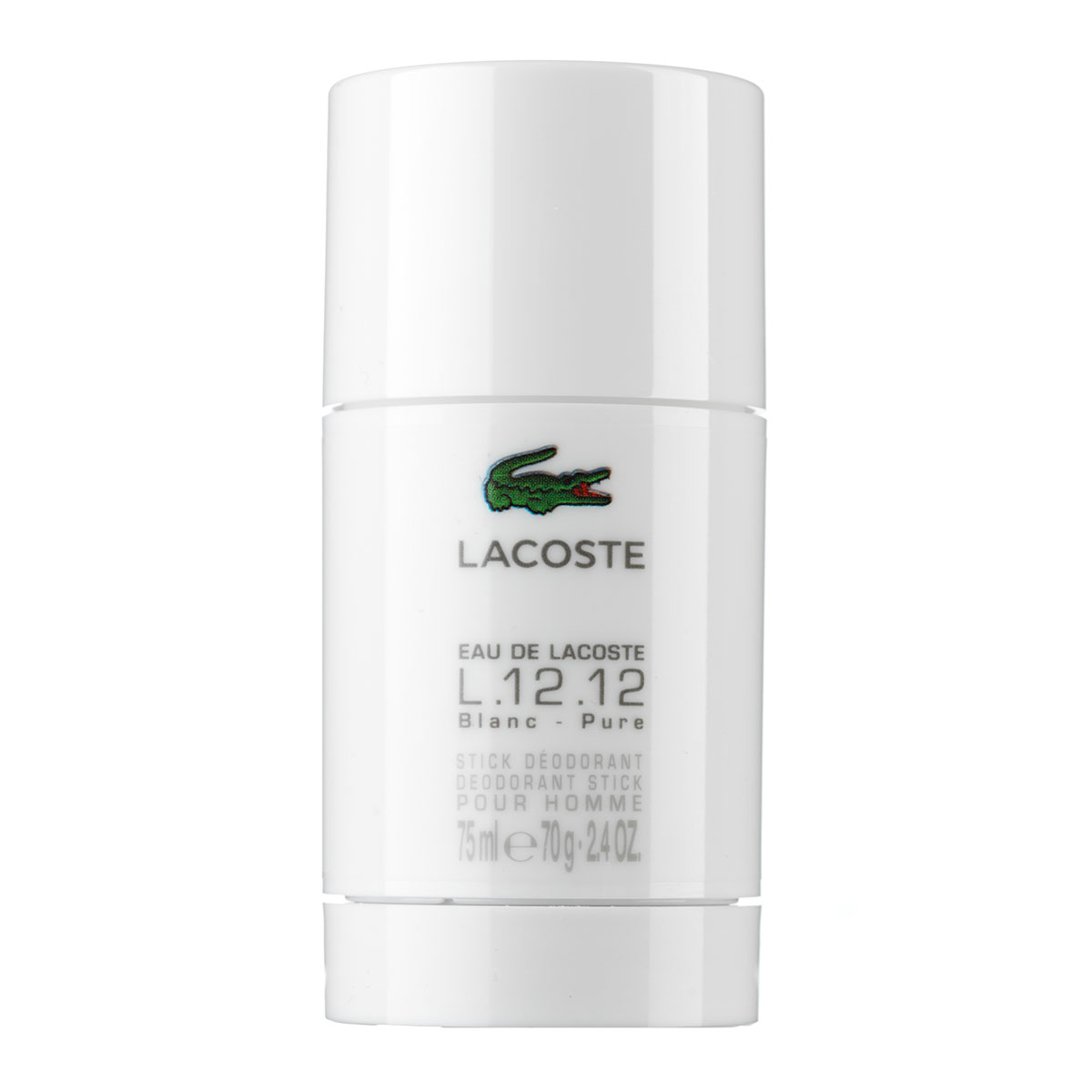 Lacoste Eau de Lacoste L.12.12 Blanc deostick - 75 ml