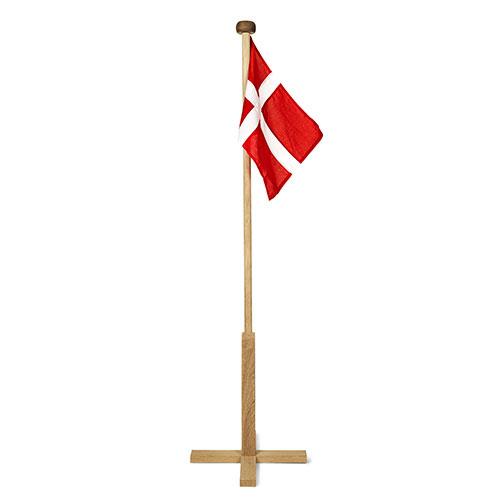 Billede af Langkilde & Søn luksus egestang med Dannebrog