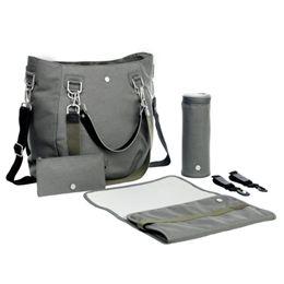 Lässig pusletaske - Mixn Match Bag - Grå