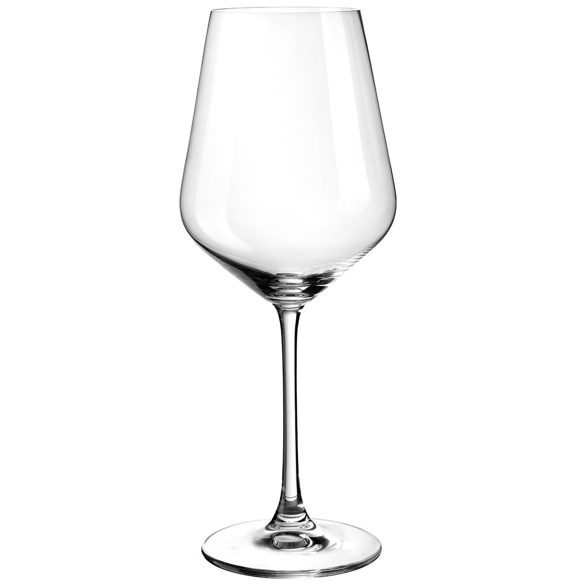 Image of   Le Creuset bordeauxglas 4 stk.