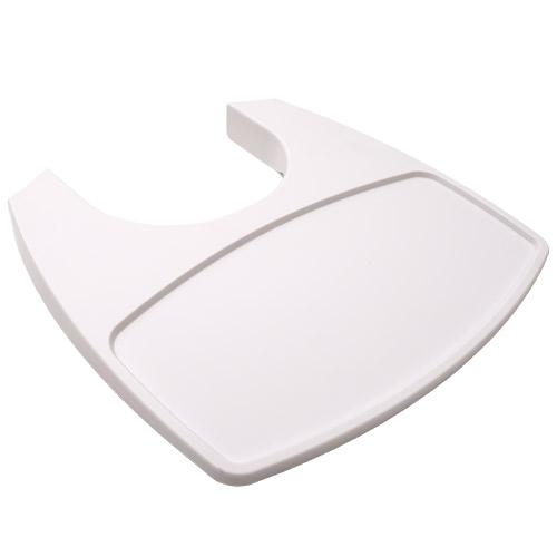 Image of   Leander bakkebord til højstol - Hvid