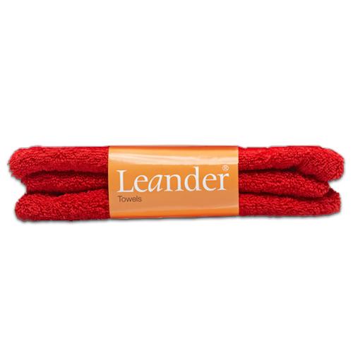 Image of   Leander håndklæde til Leander puslehynde 2 stk