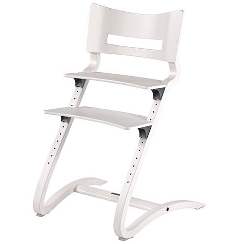 Image of   Leander højstol uden bøjle - Hvid