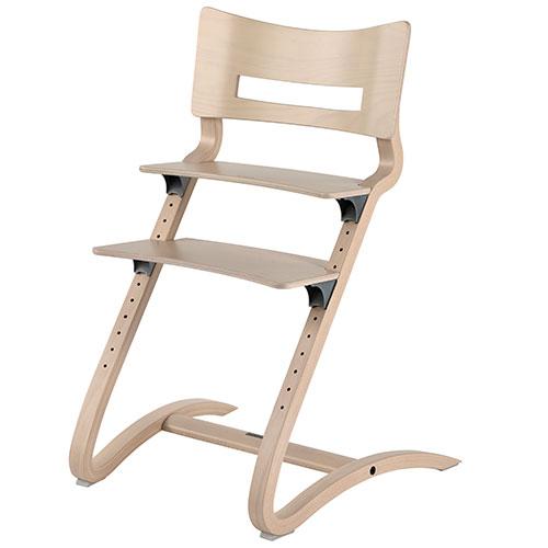 Image of   Leander højstol uden bøjle - Whitewash