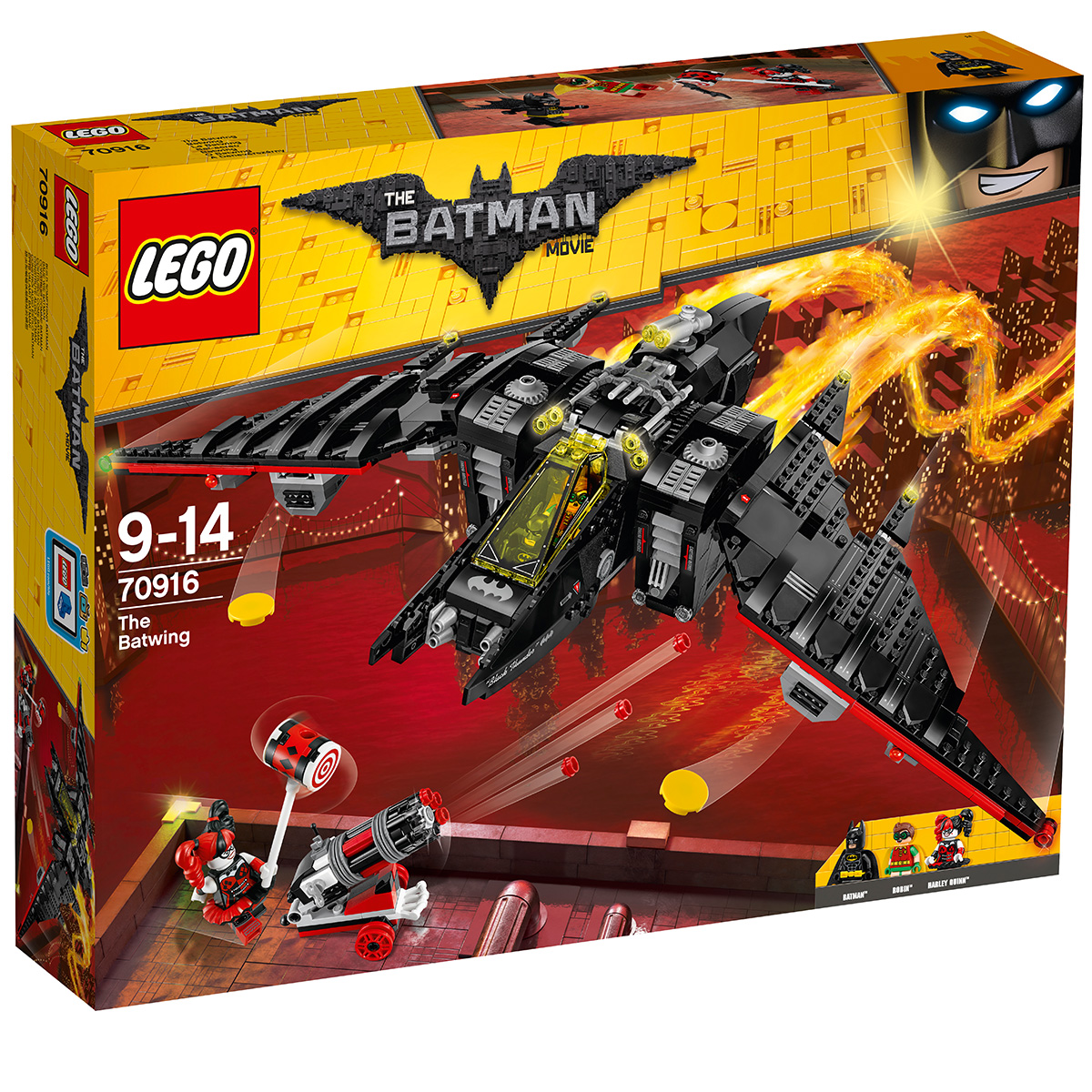 Image of   LEGO Batvingen