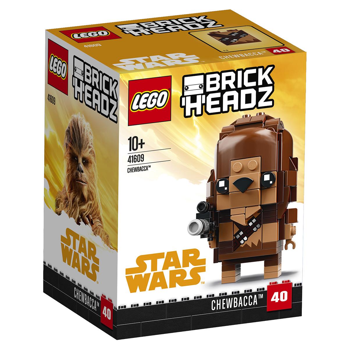 Billede af LEGO BrickHeadz Chewbacca