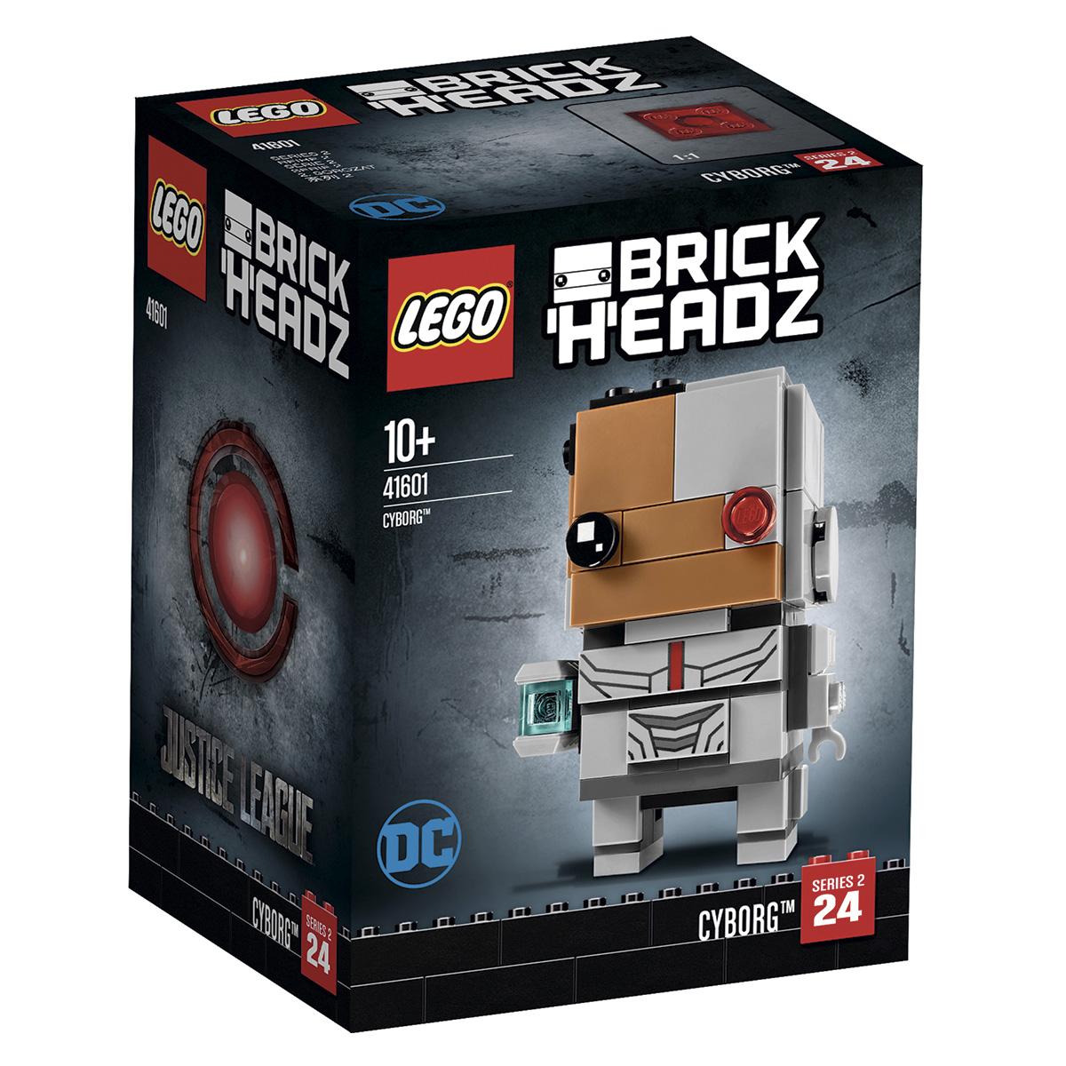 Image of   LEGO BrickHeadz Cyborg