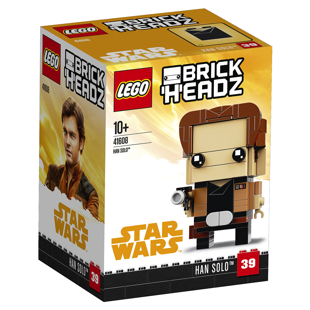 Billede af LEGO BrickHeadz Han Solo