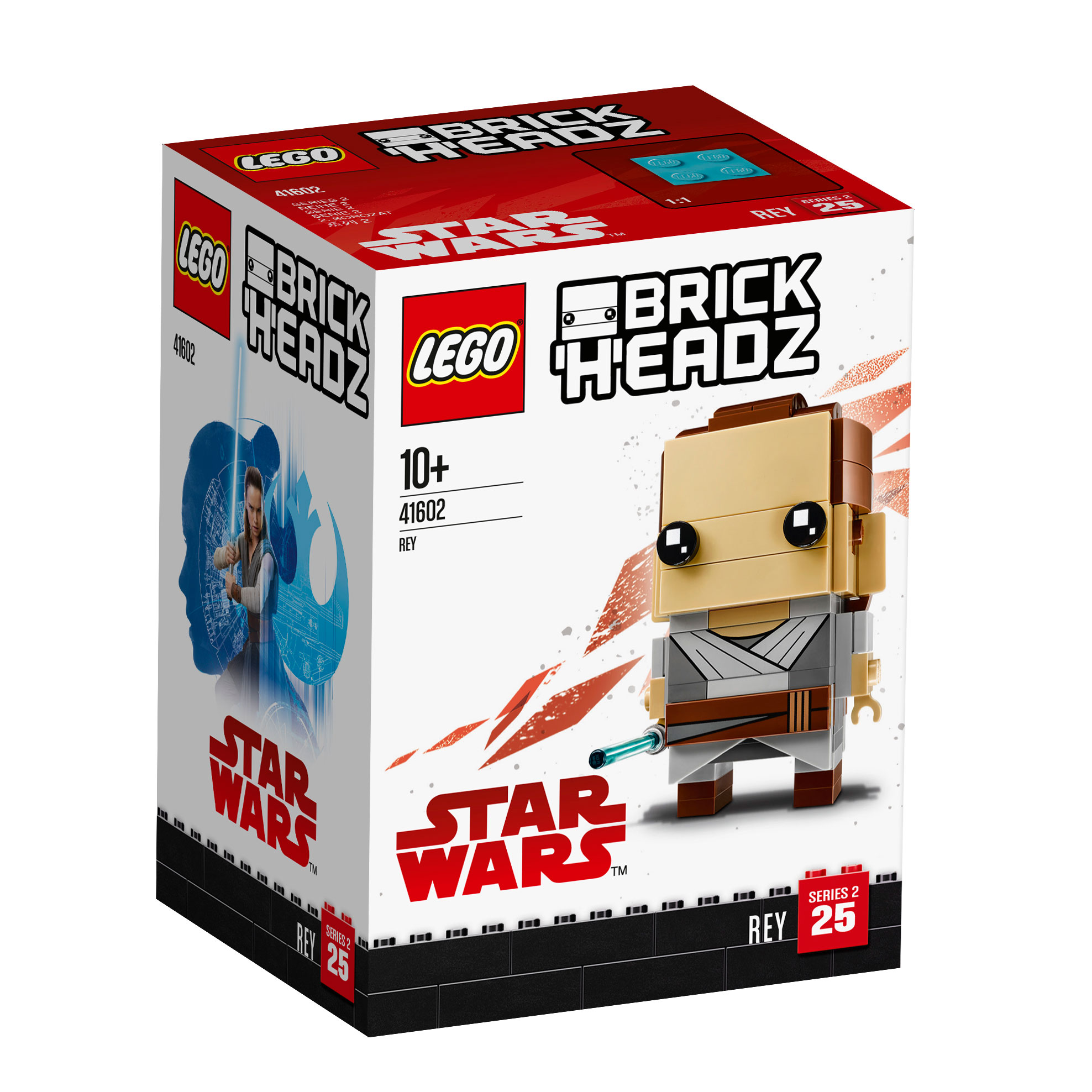 Image of   LEGO BrickHeadz Rey