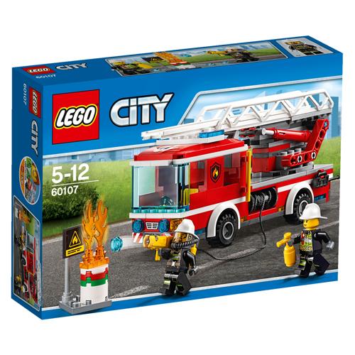 Billede af LEGO City Brandvæsenets stigevogn