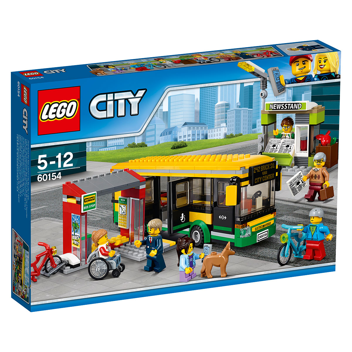 Image of   LEGO City Busstation