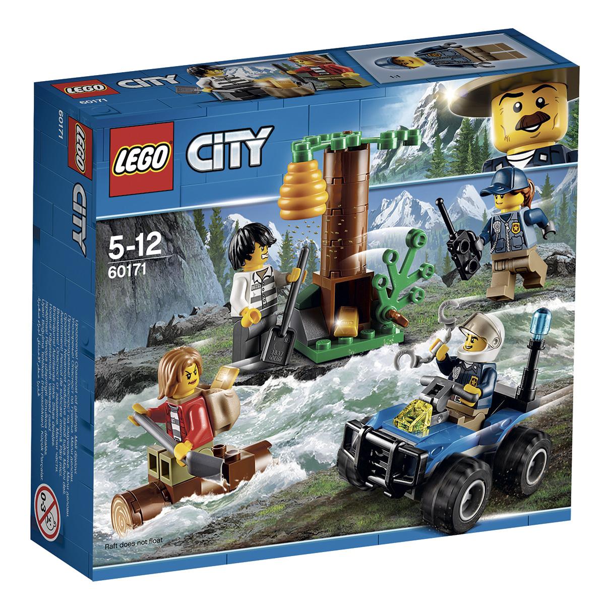 Image of   LEGO City Flygtninge på bjerget