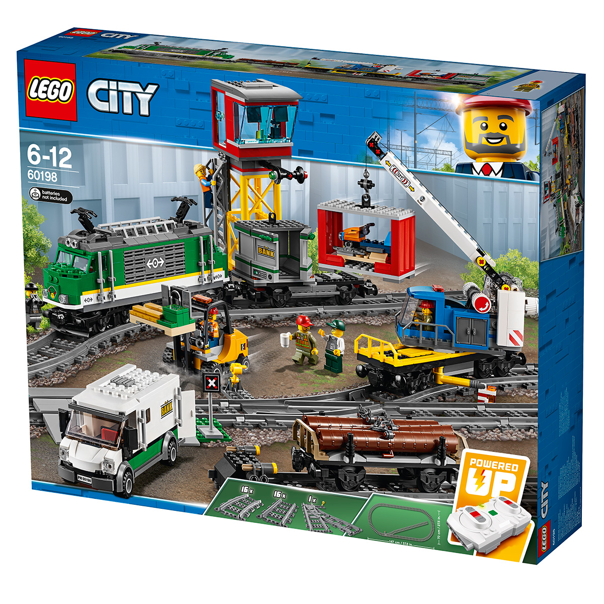 Image of   LEGO City Godstog