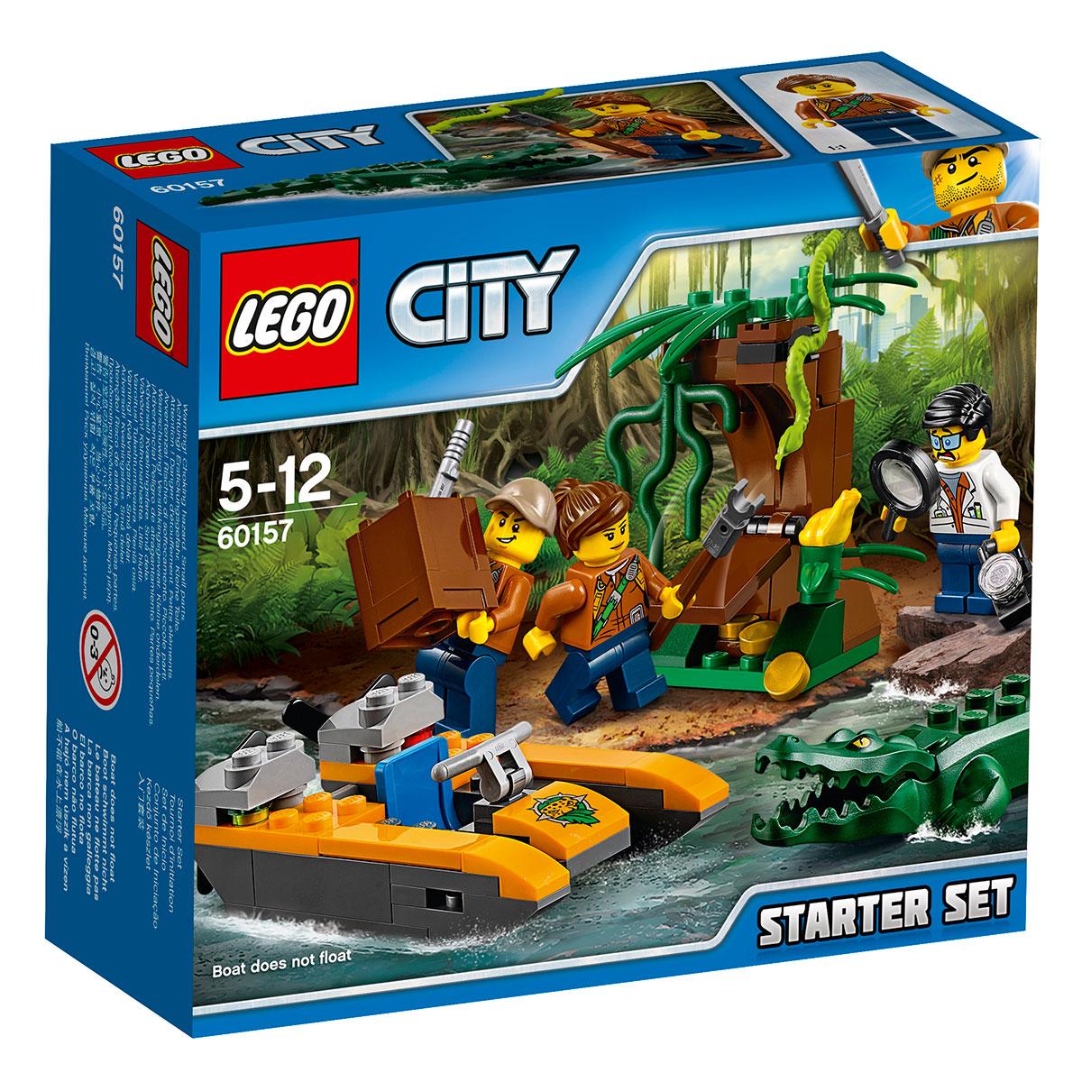Image of   LEGO City Junglestartsæt