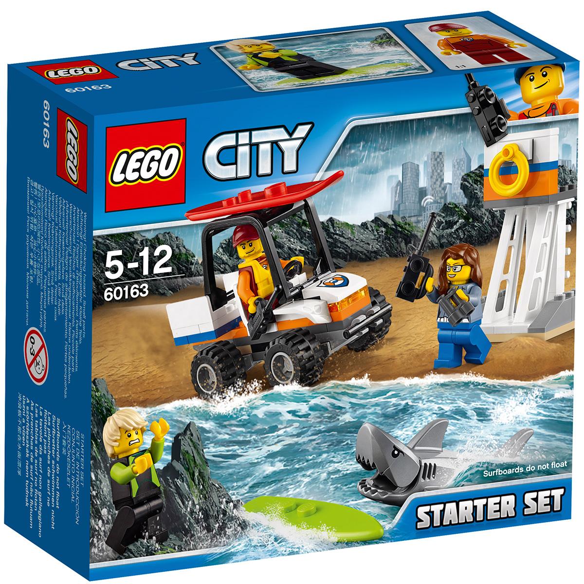 Image of   LEGO City Kystvagt - Startsæt