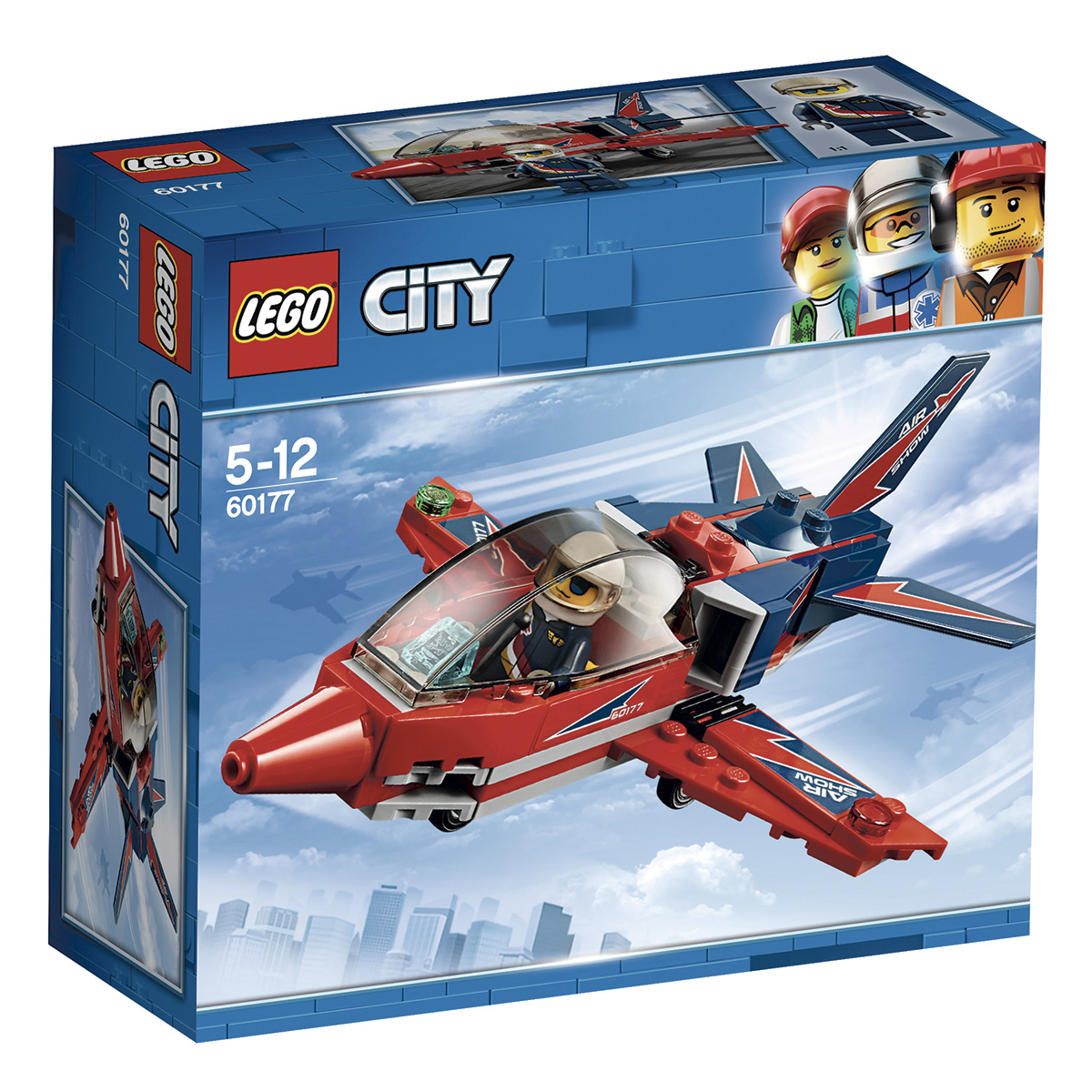 Image of   LEGO City Luftshowjet