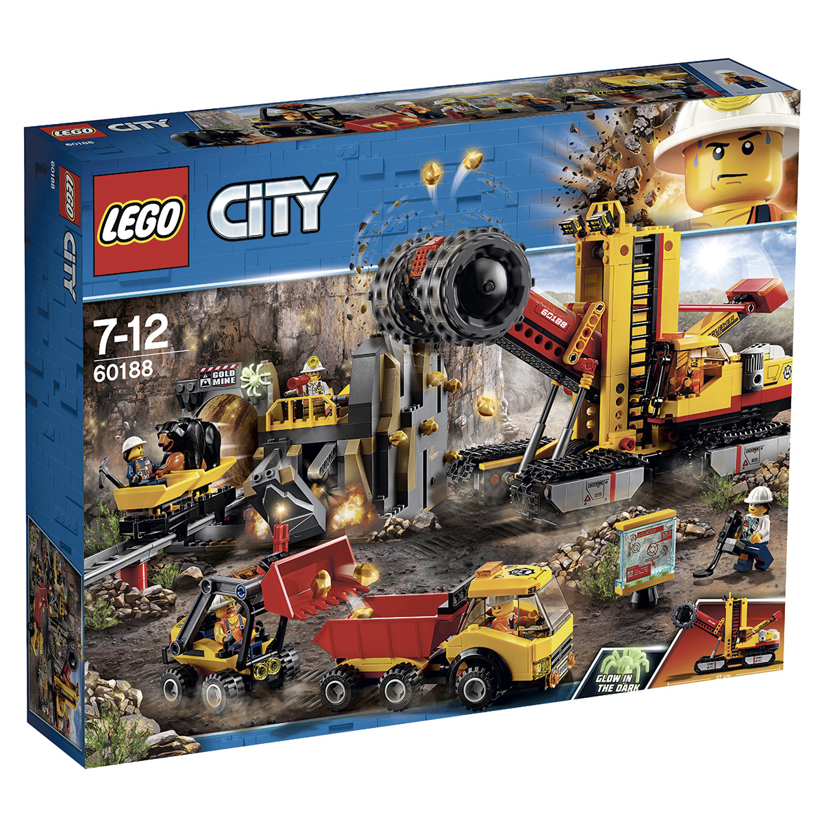 Image of   LEGO City Mineeksperter