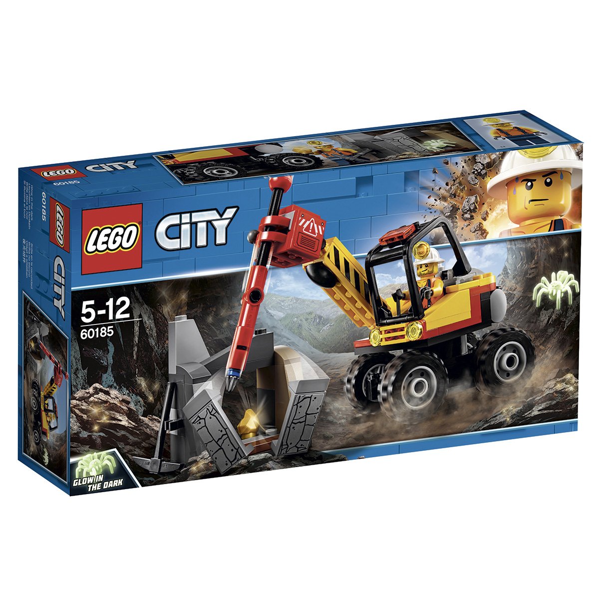 Image of   LEGO City Mining Mineknuser