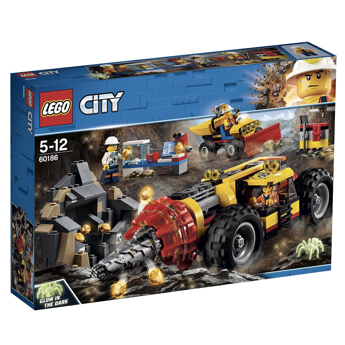 LEGO City Mining Stort minebor