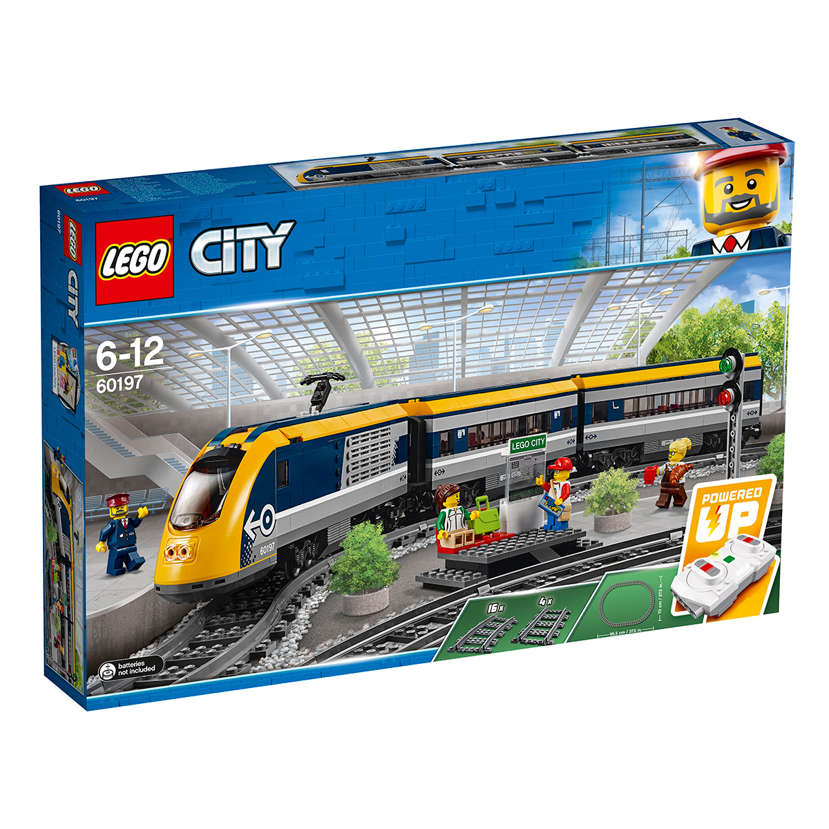 Image of   LEGO City Passagertog