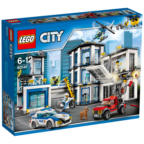 Image of   LEGO City Politistation