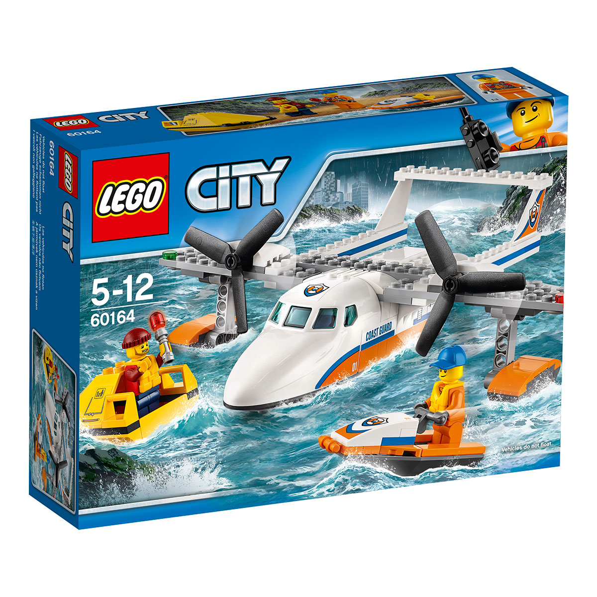 Image of   LEGO City rednindsfly