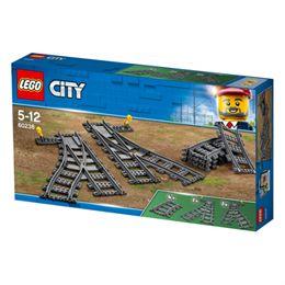 Lego City Skiftespor 2019 Black Friday Pris Find Tilbud Og Udsalg Her